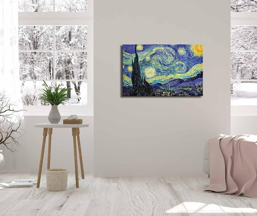 Slika Starry Night 45x70 cm