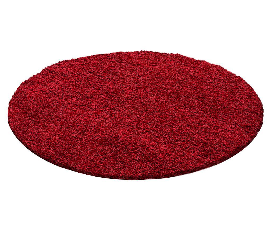 Covor Dream Round Red 120 cm