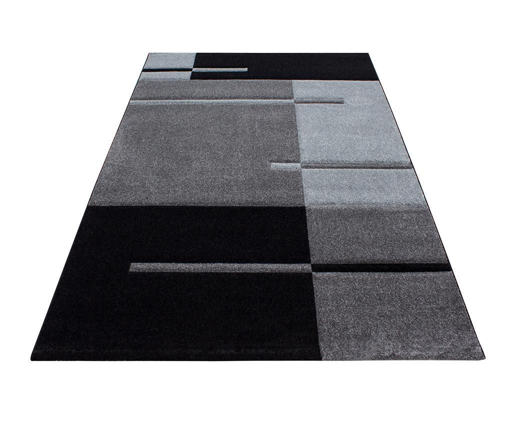 Koberec Hawaii Kalen Grey 80x150 cm