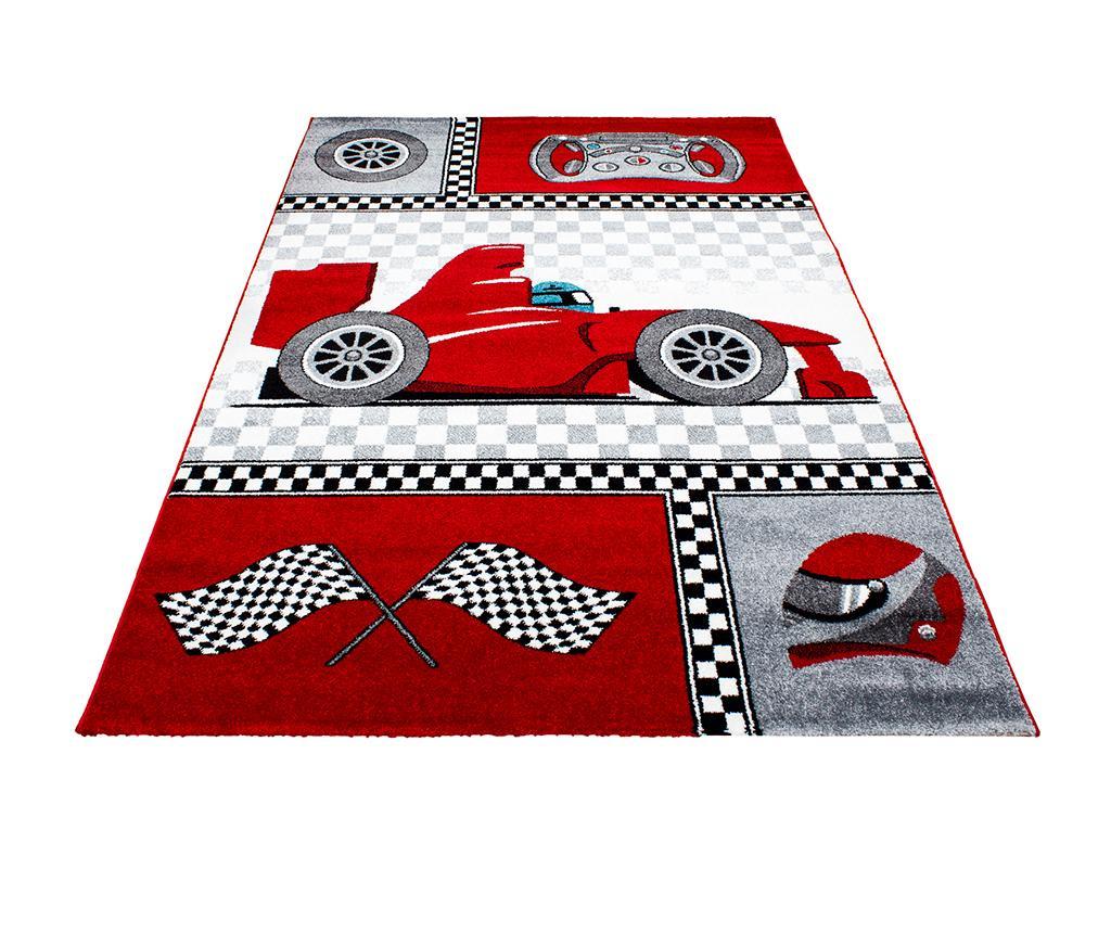 Covor Racer Red 160x230 cm