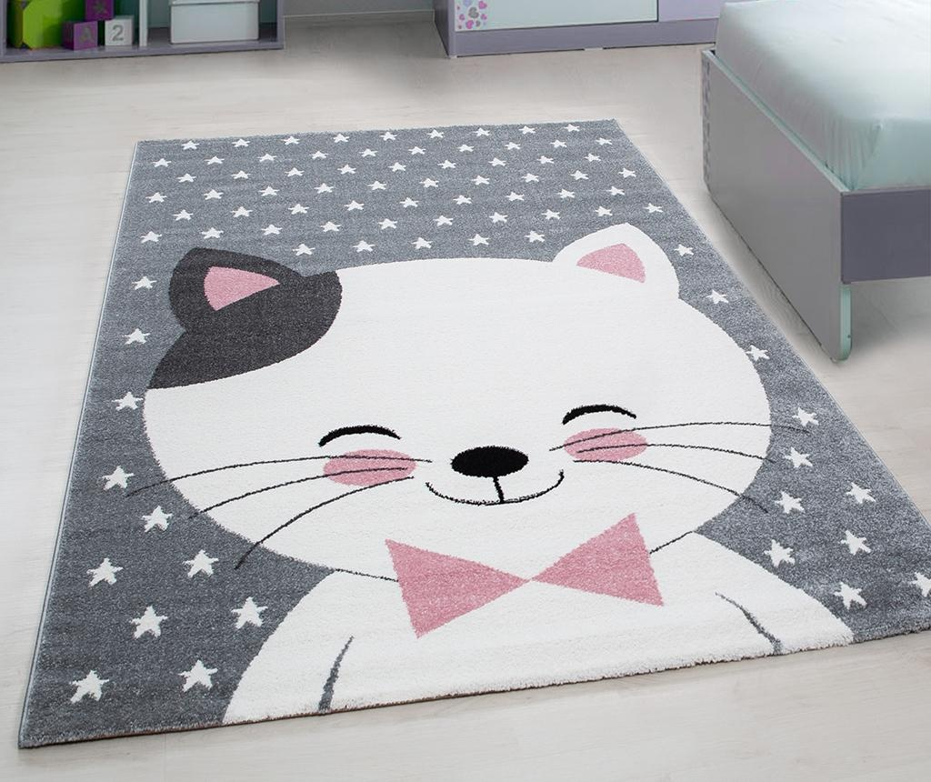 Covor Kitty Pink 80x150 cm