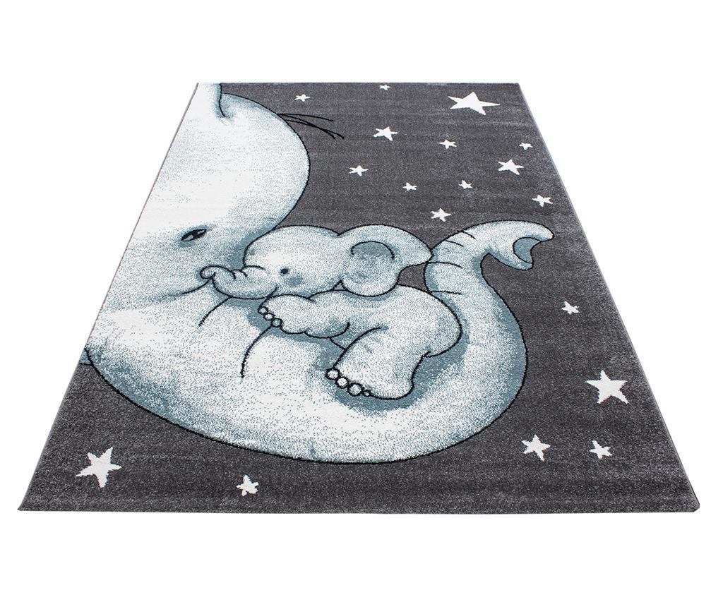 Килим Baby Elephant Blue 120x170 см