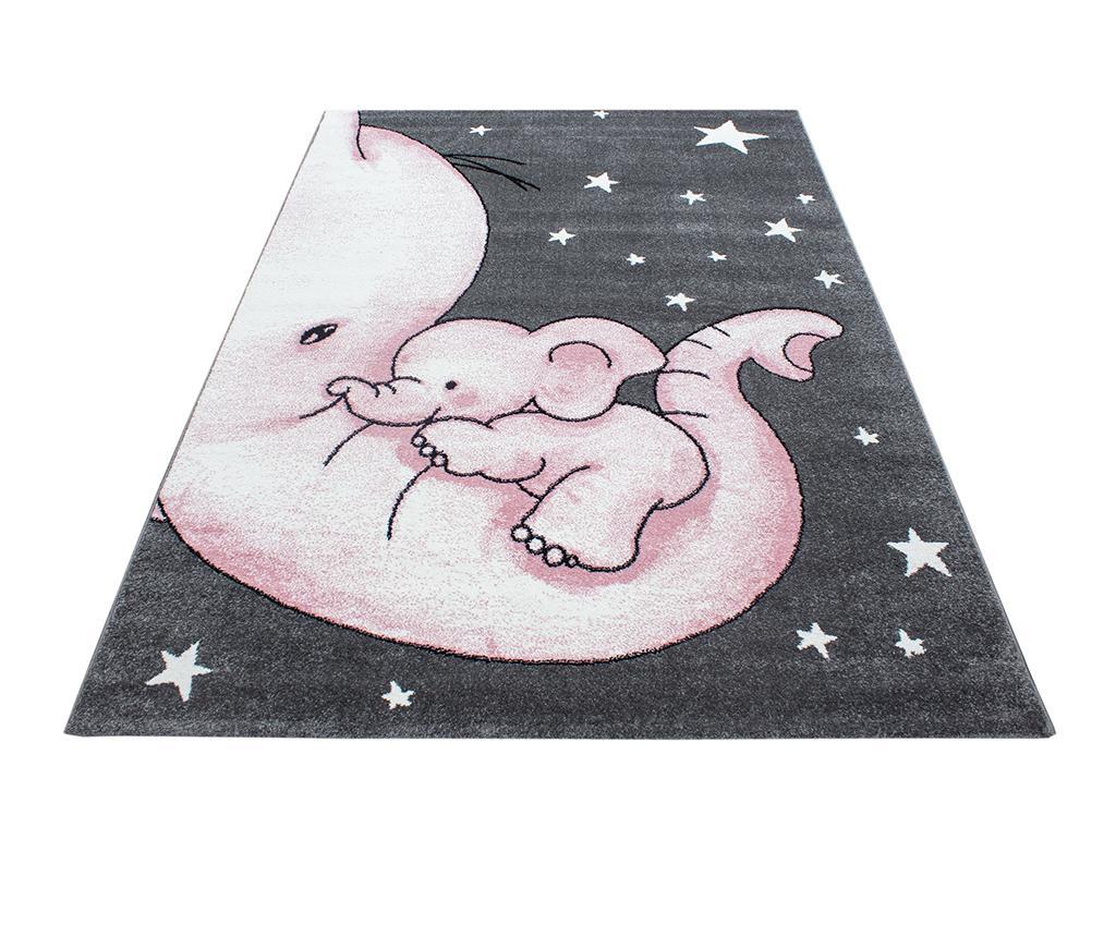Baby Elephant Pink Szőnyeg 160x230 cm
