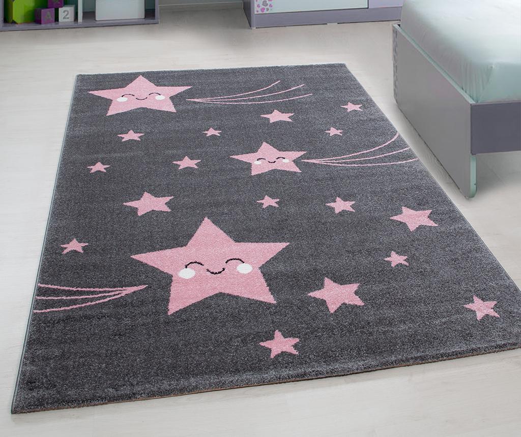 Night stars Pink Szőnyeg 120x170 cm