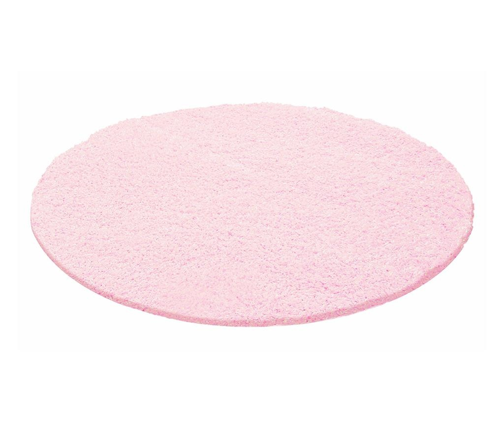 Covor Life Round Pink 120 cm