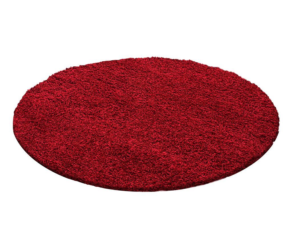 Covor Life Round Red 120 cm