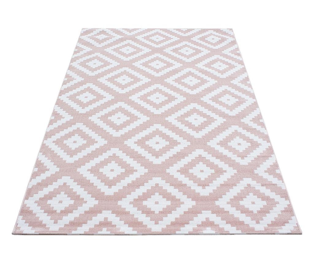Covor Plus Diamond Pink 200x290 cm