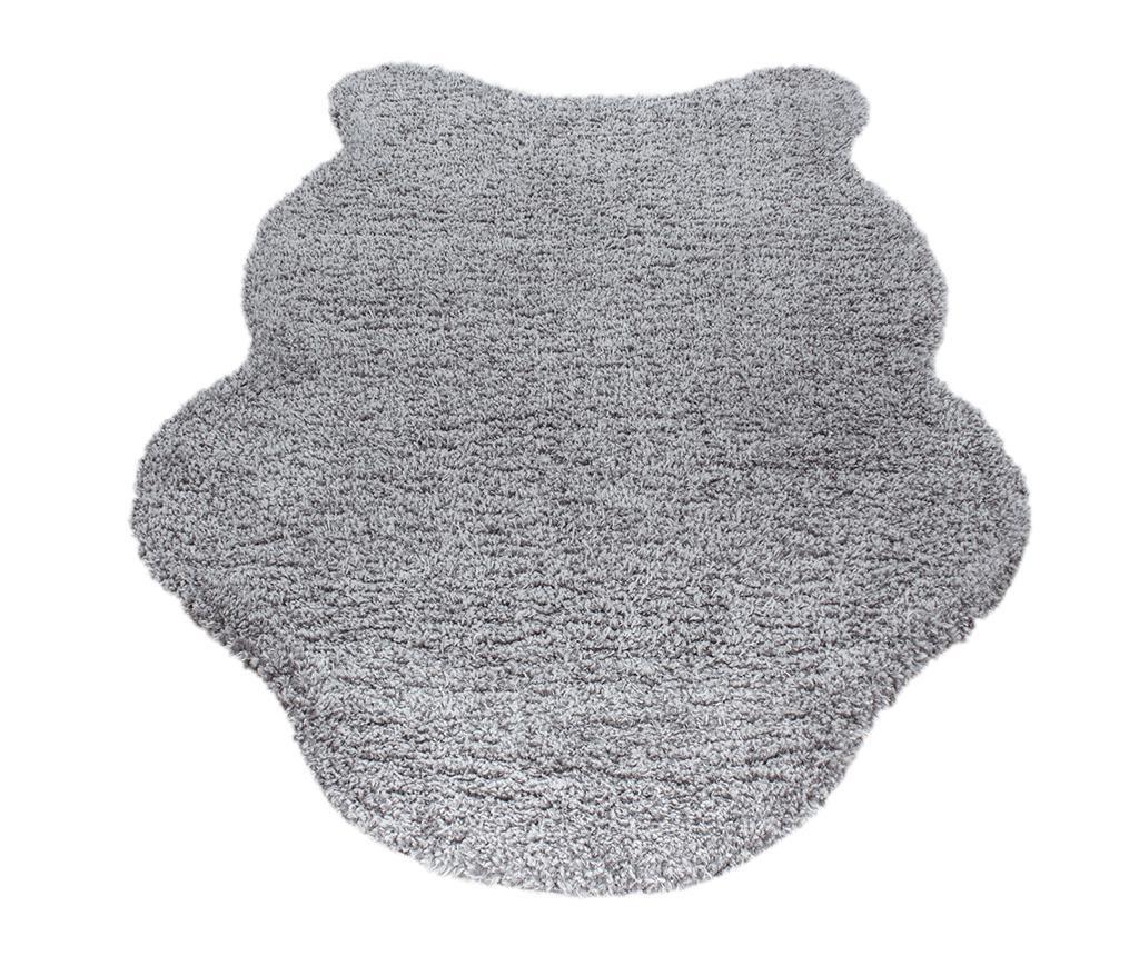 Килим Schaffel Light Grey 80x120 см