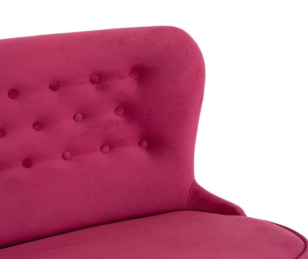 Canapea diYana Cerise