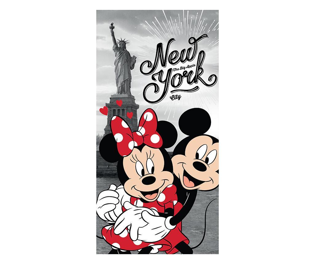 Minnie New York Strandtörölköző 70x140 cm