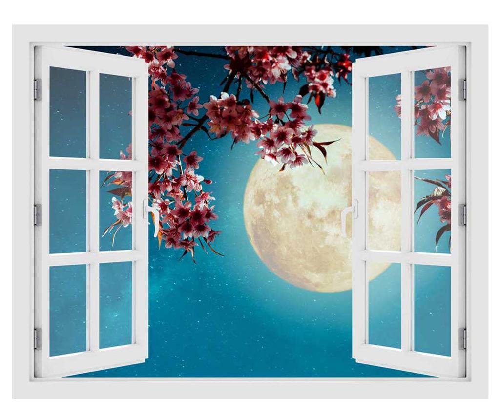 Sticker 3D Window Cherry Blossom