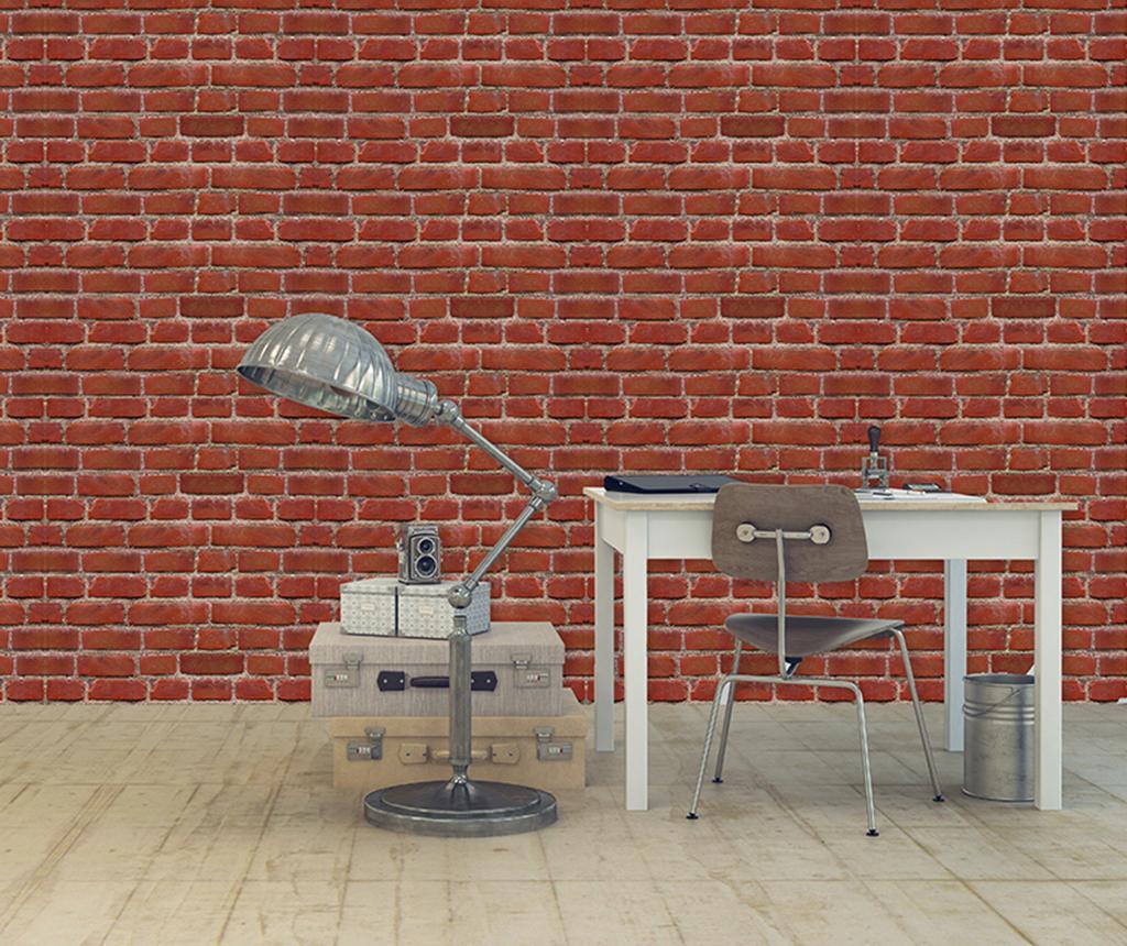Set 4 stickere Vintage Brick