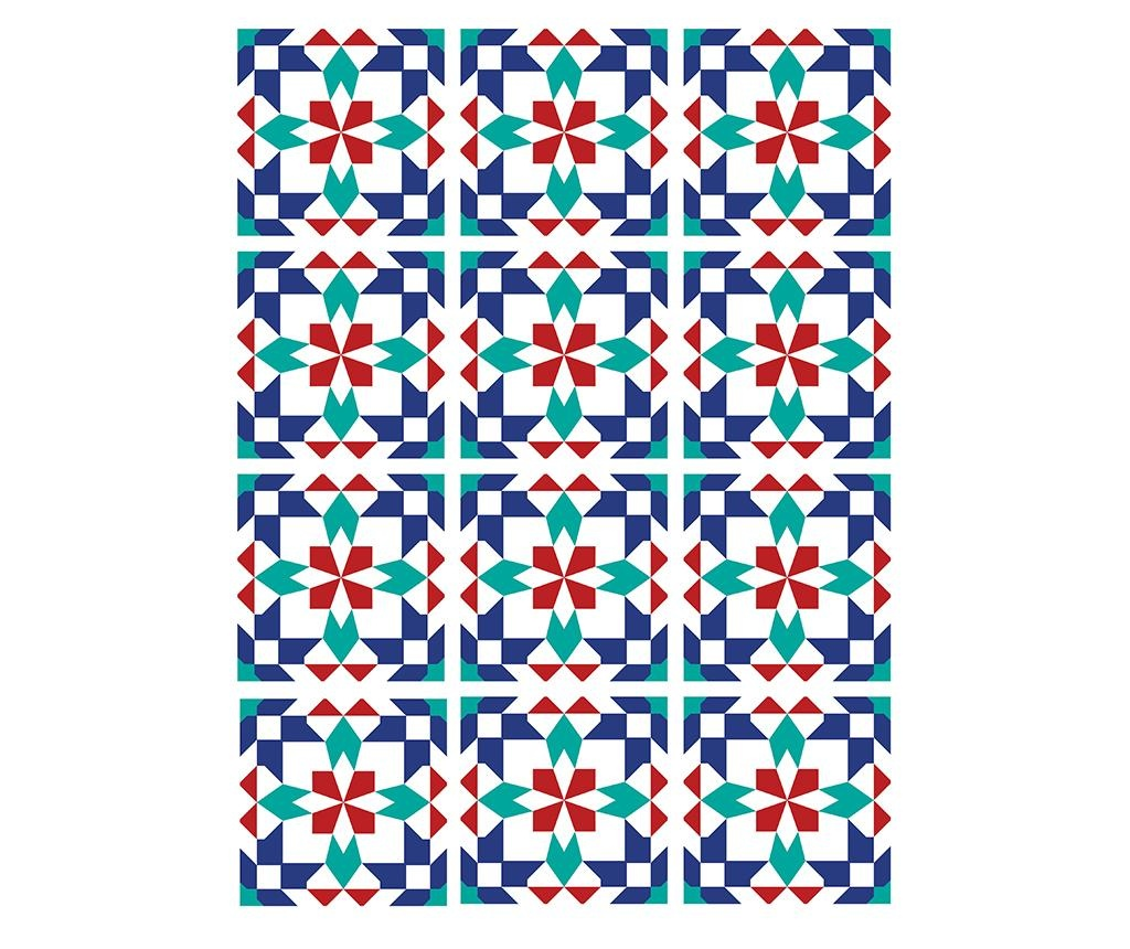Set 24 stickere Marrakech