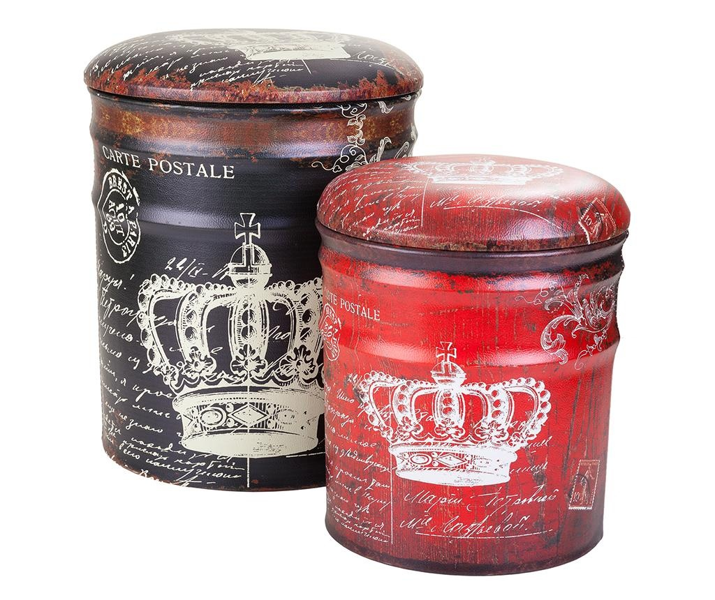 Set 2 taburete Royal