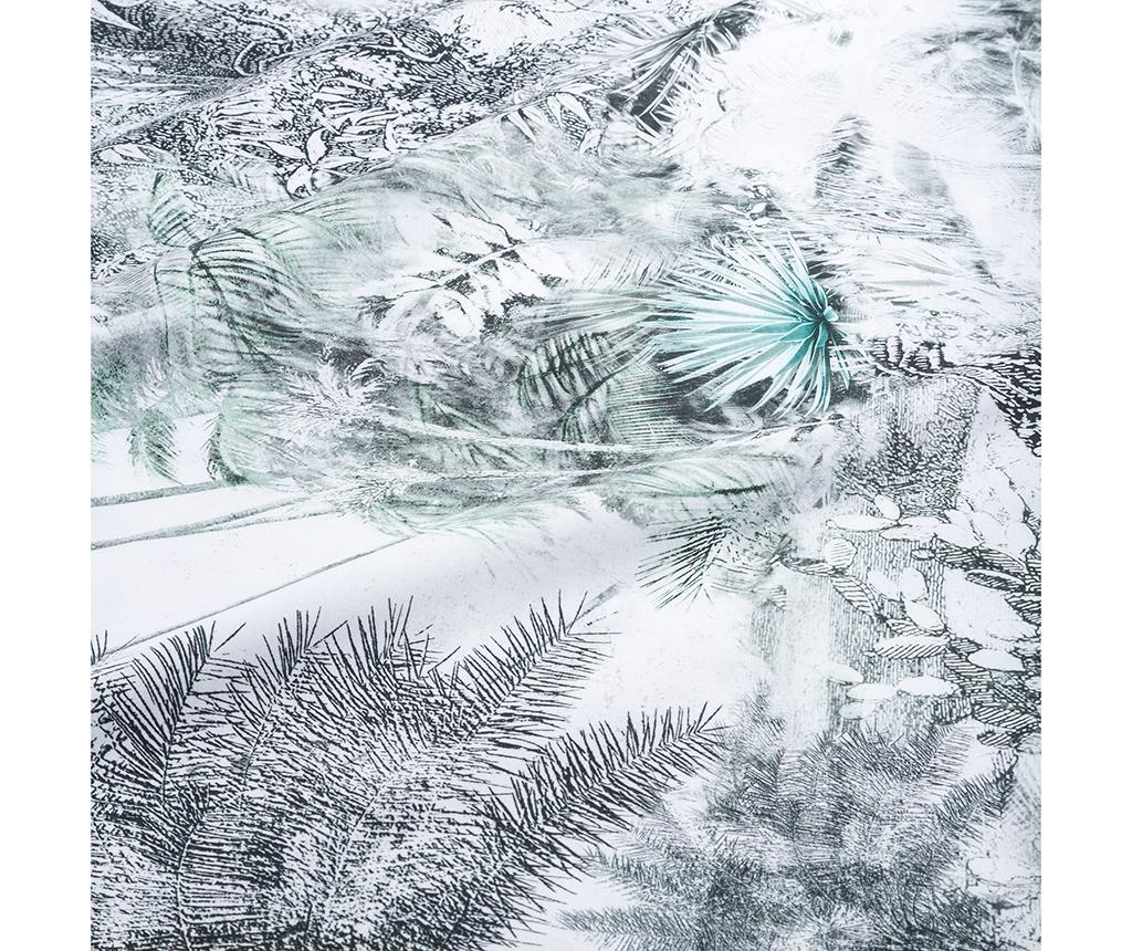 Poszwa na kołdrę Percale Palm Tree 200x200 cm