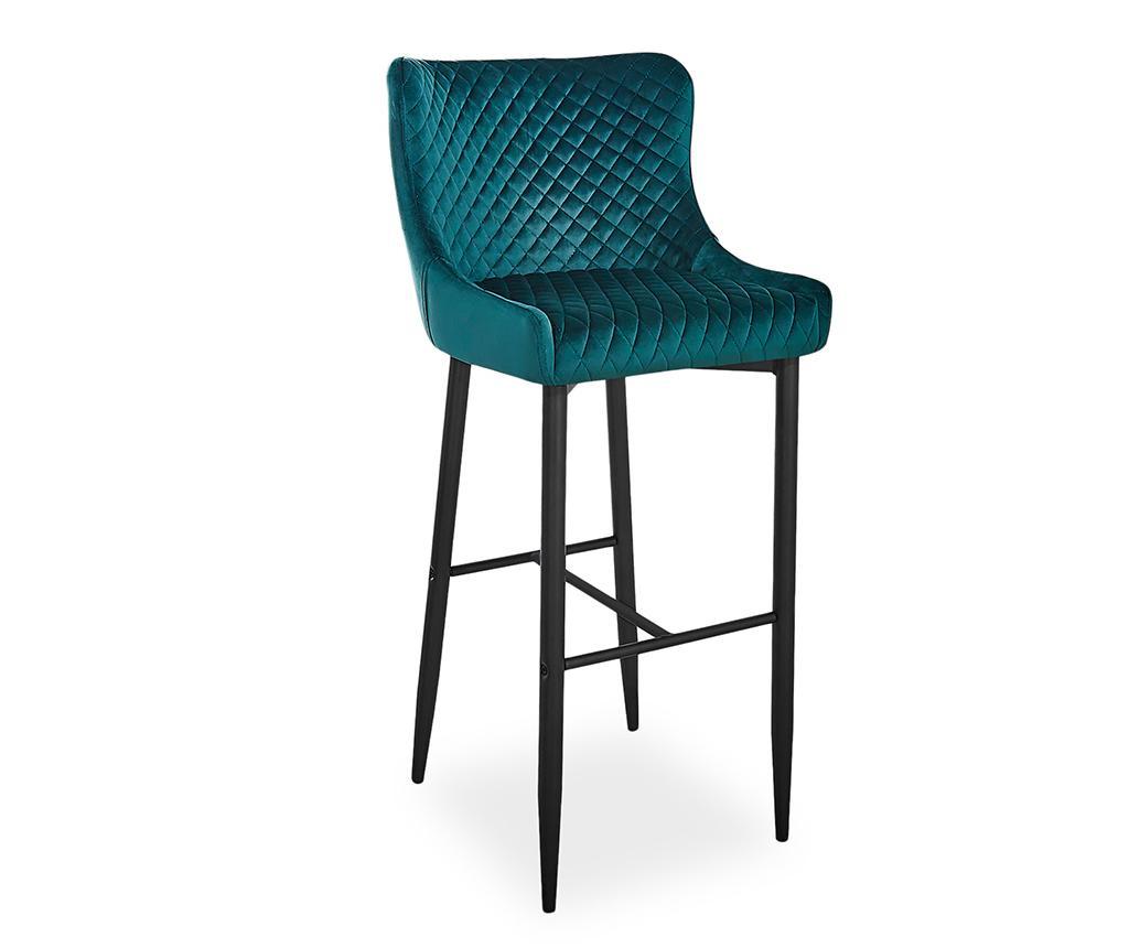 Barová stolička Luna Green