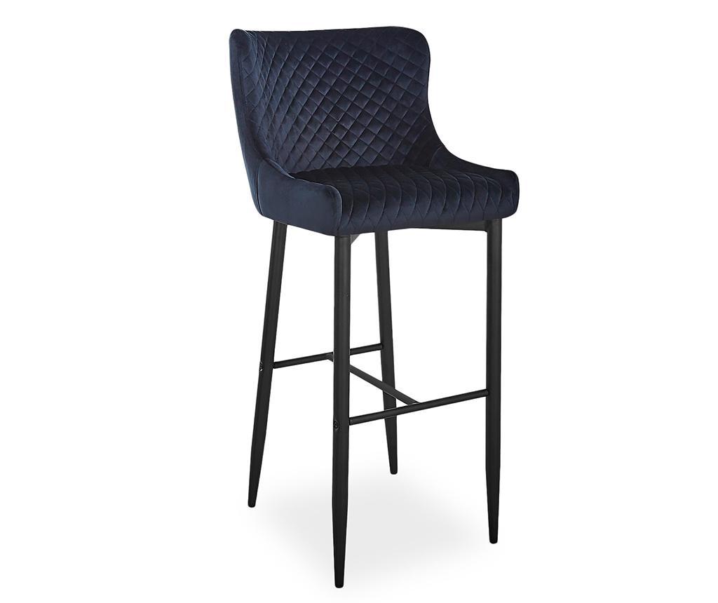 Barová židle Bluvel Black