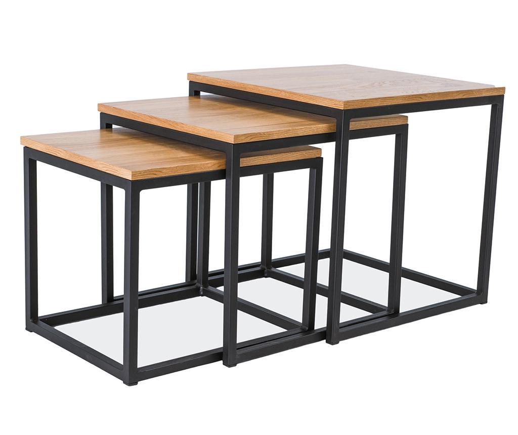 Set 3 stolića za kavu Maria