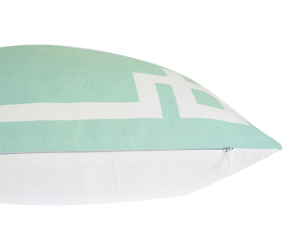 Prevleka za blazino Zane Green 45x45 cm
