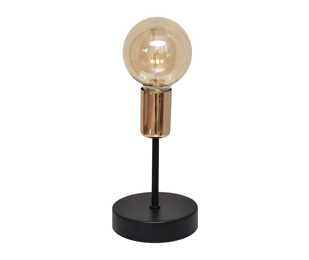 Stolna svjetiljka Tube Matra Black Brass