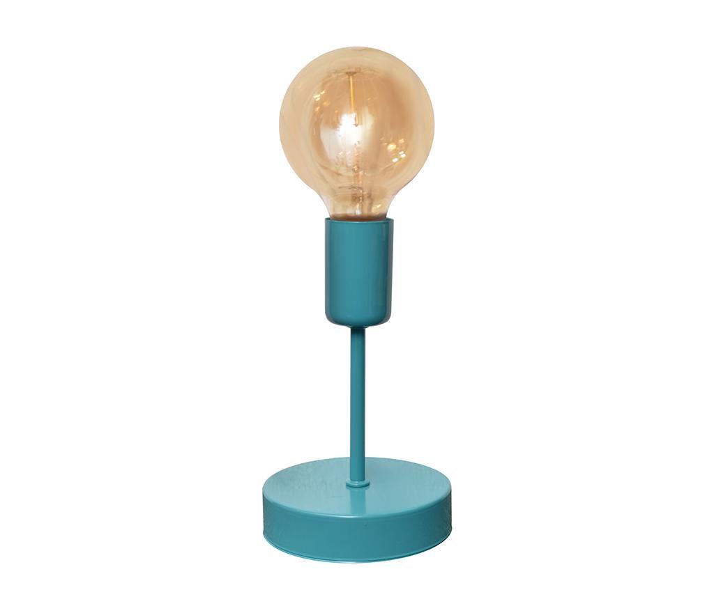 Nočna svetilka Tube Turquoise