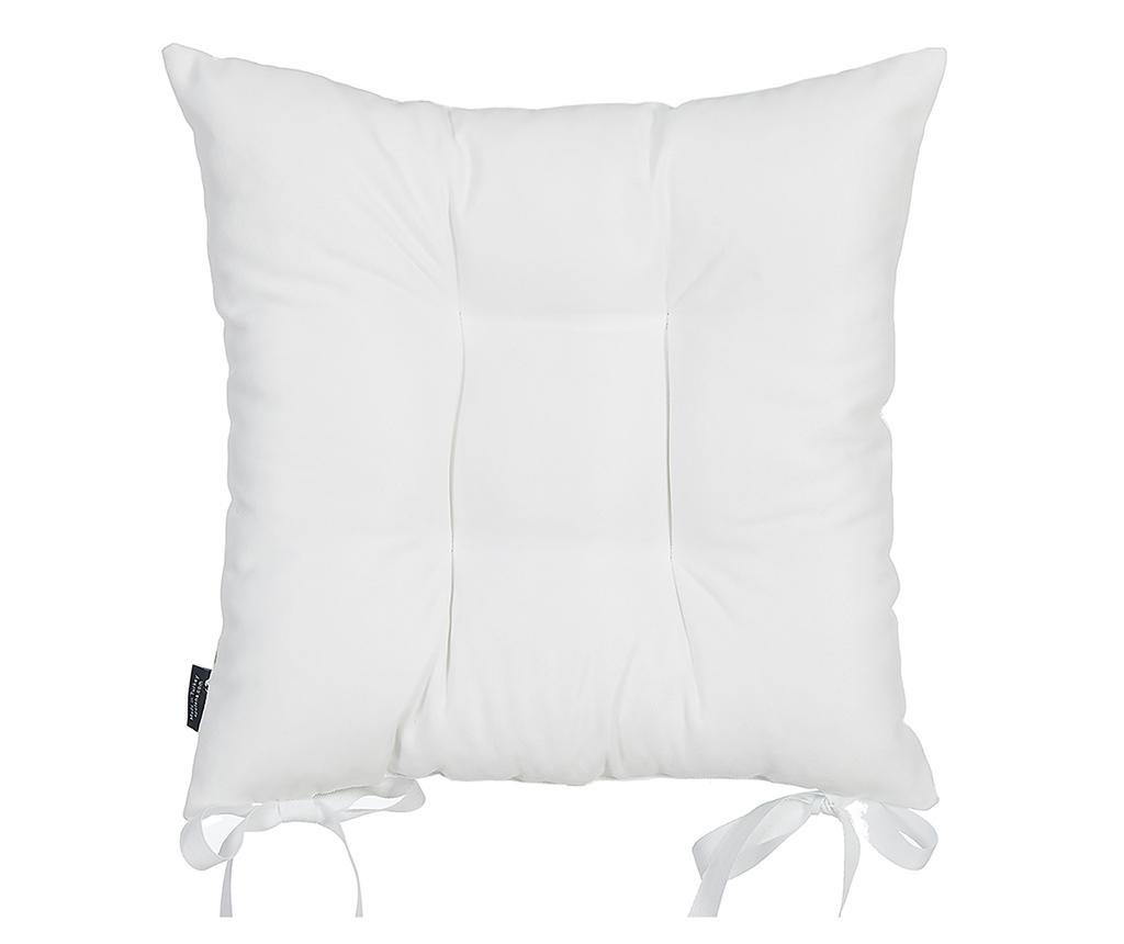 Jastuk za sjedalo Wheaton Dark Blue 37x37 cm