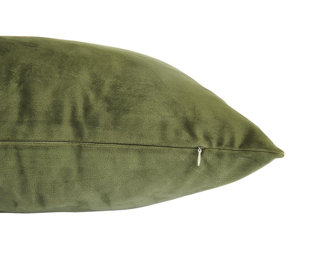 Fata de perna Leafen Olive 36x55 cm