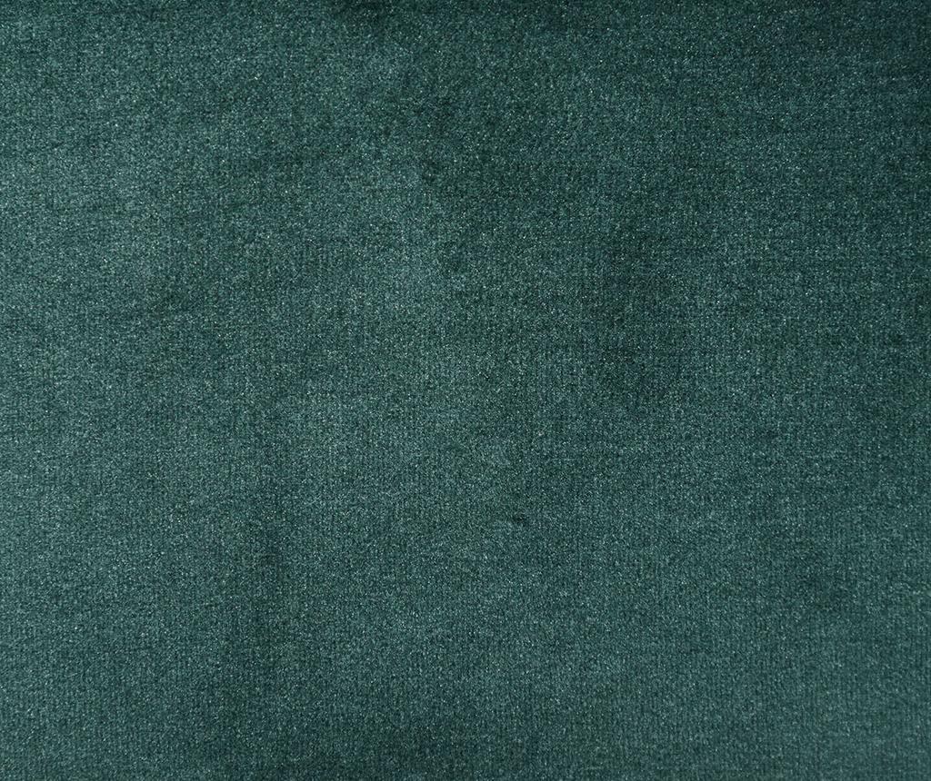 Табуретка Karen Wavy Dark Green