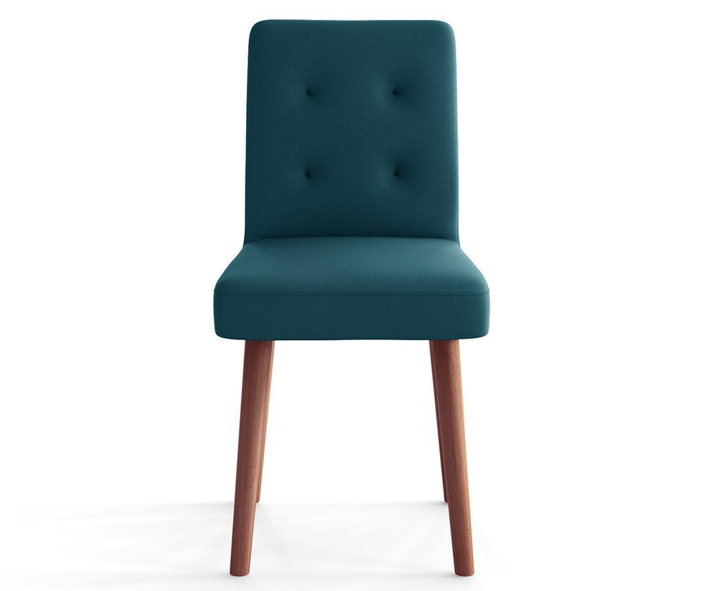 Set 2 scaune My Pop Design Haring Nature Turquoise