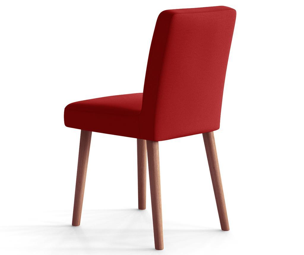 Set 2 scaune My Pop Design Haring Nature Red