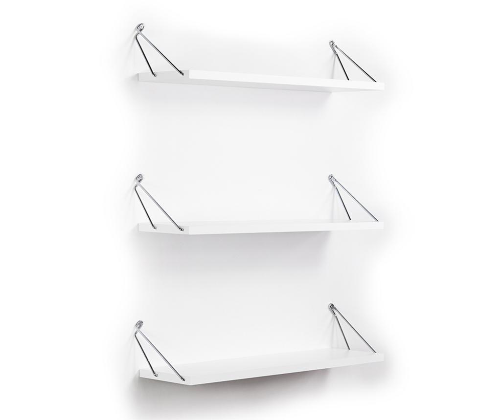 Комплект 3 стенни рафта Altai White Silver
