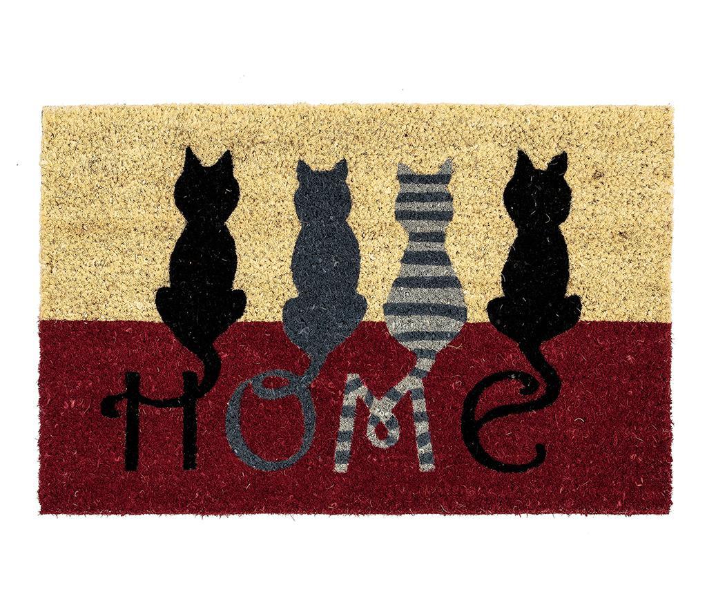 Covoras de intrare Cats Florence 40x60 cm