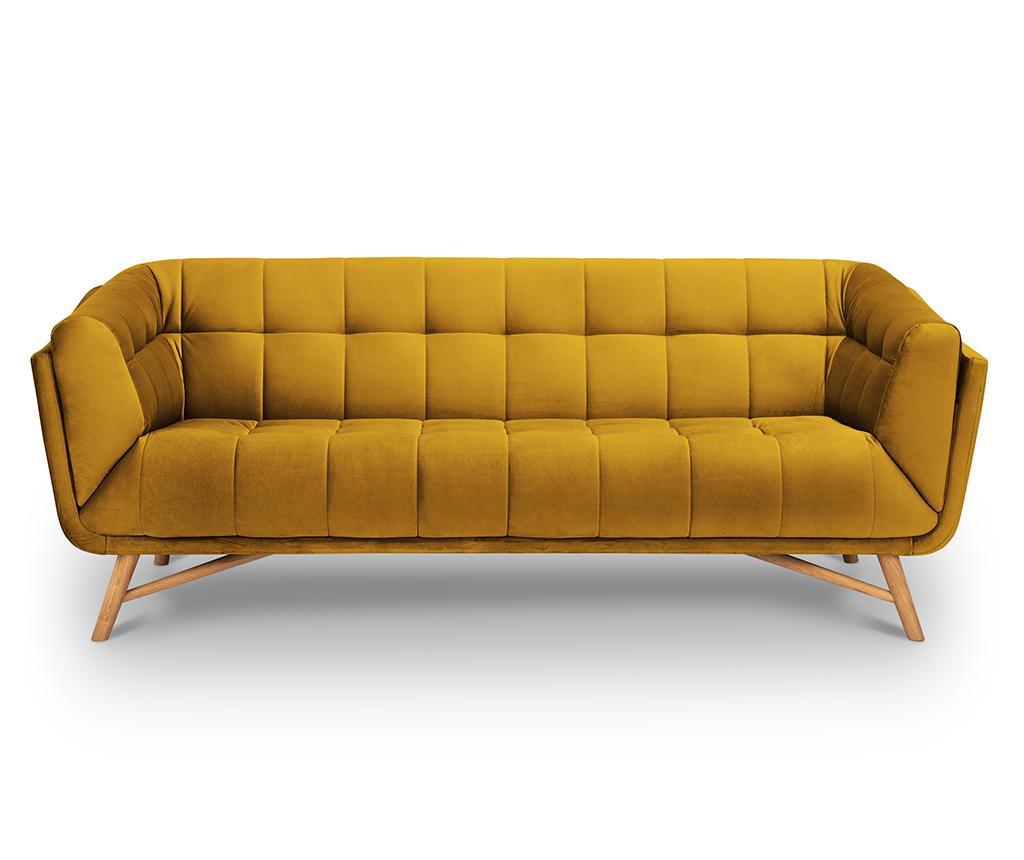 Canapea 3 locuri Etoile Gold