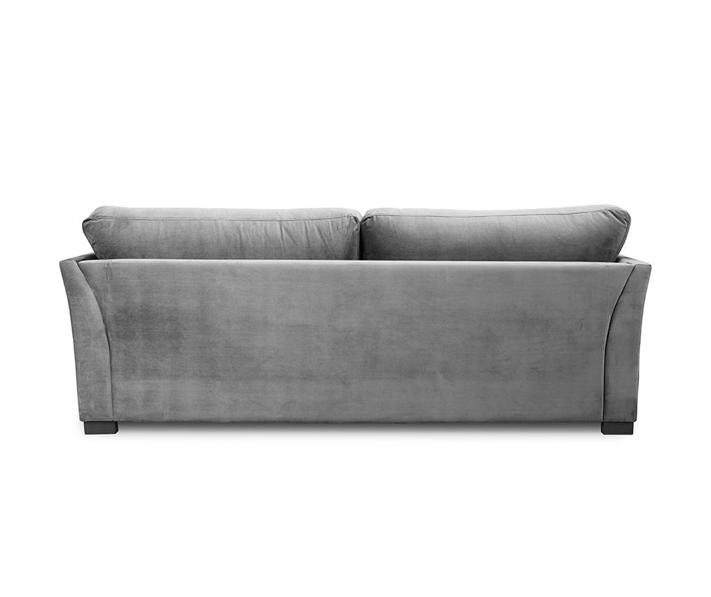 Canapea 3 locuri Times Light Grey