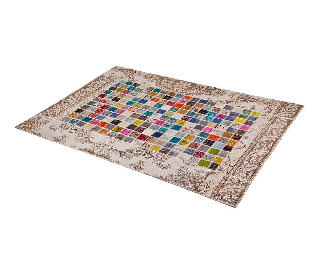 Mosaic Light Natural Szőnyeg 80x300 cm