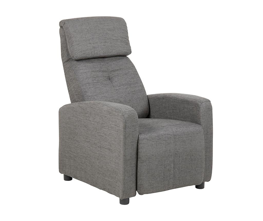 Fotelja s relax funkcijom Jude Grey