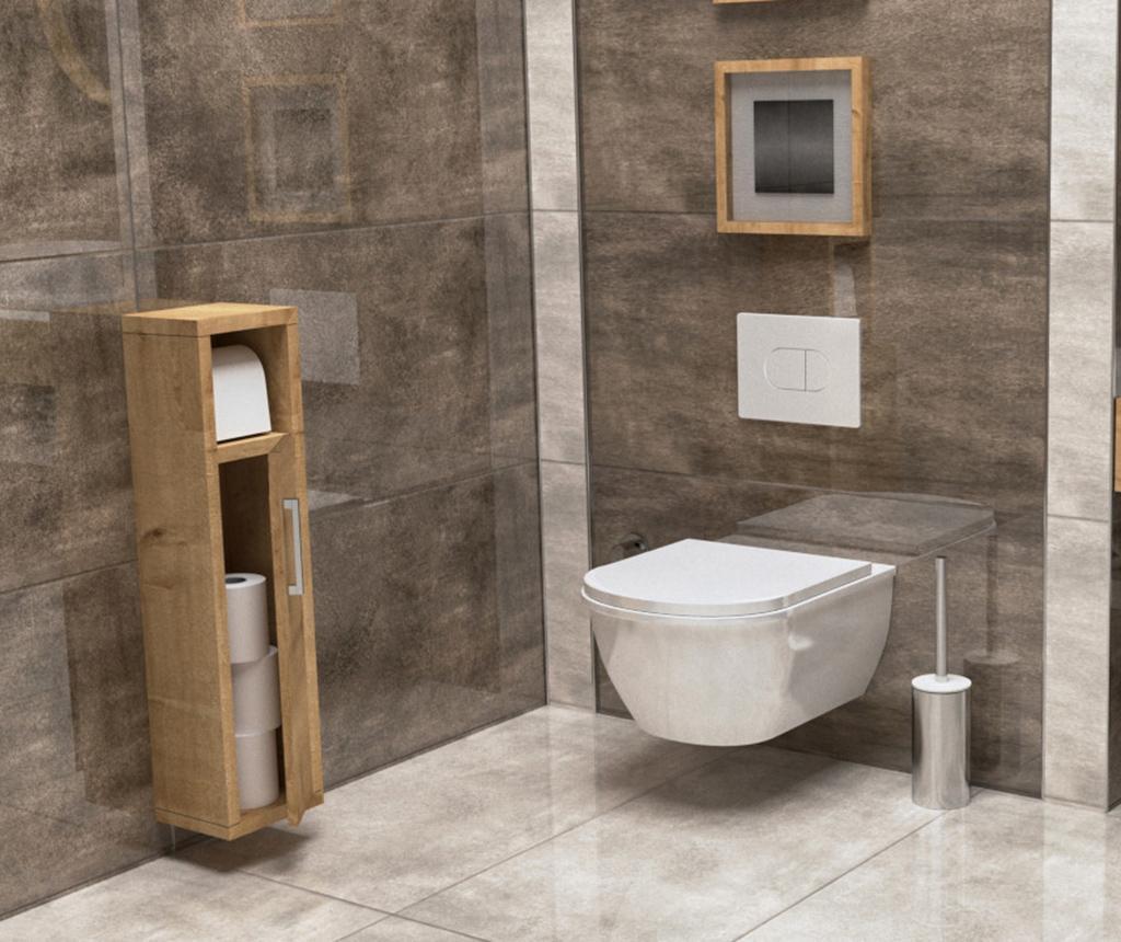 Nτουλάπι μπάνιου Star Oak