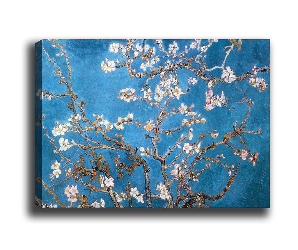 Tablou Almond Blossoms 70x100 cm