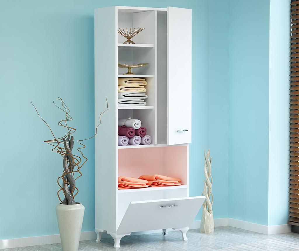Decorotika White Fürdőszobai szekrényke
