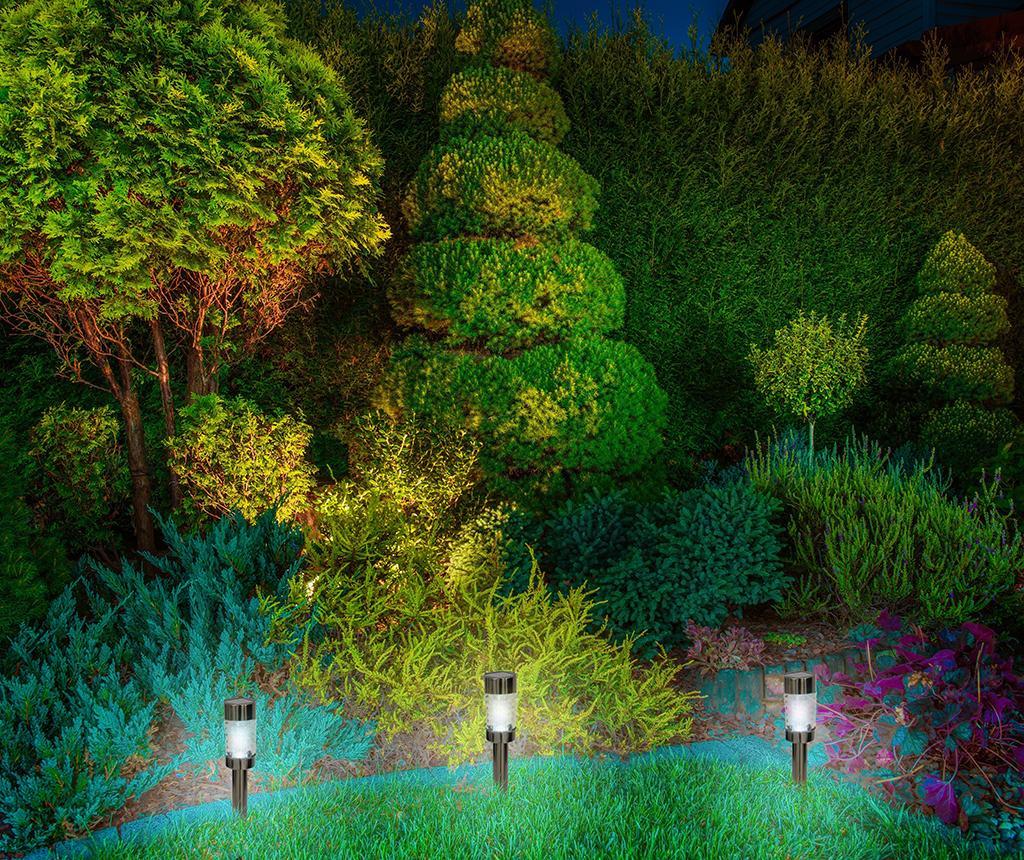 Jean 3 db Napelemes lámpa
