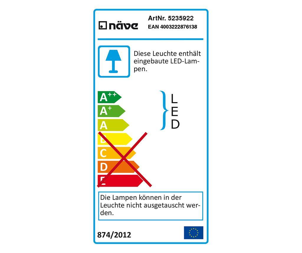 Лампа за екстериор със сензор за движение Myron