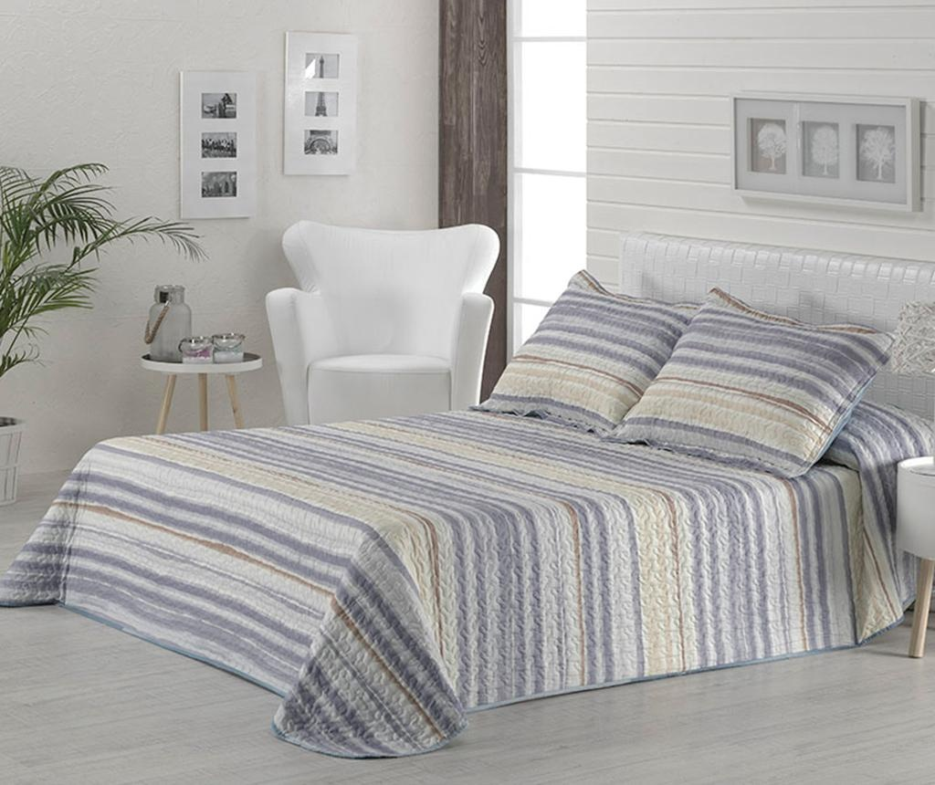 Set s posteljnim pregrinjalom Single Maia Grey