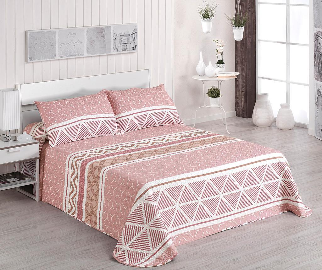 Set s posteljnim pregrinjalom King Extra Nori Salmon