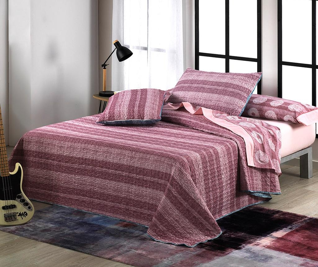 Set s posteljnim pregrinjalom Single Carol