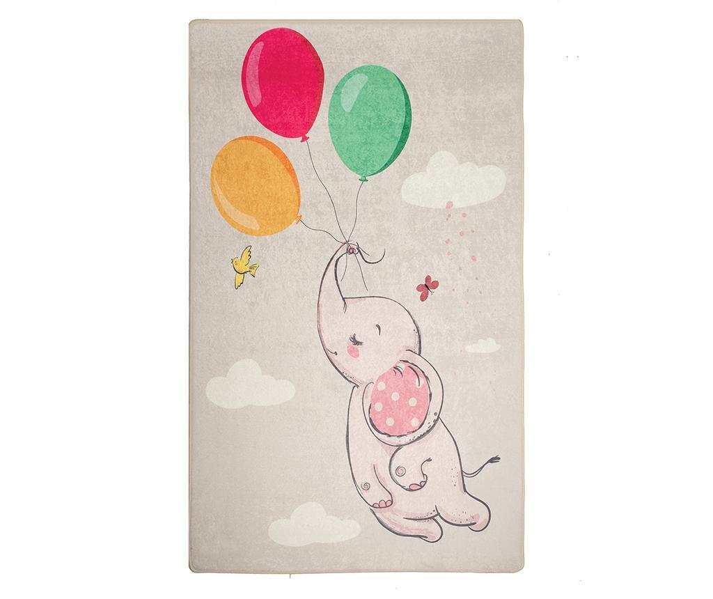 Covor Balloons Grey 140x190 cm