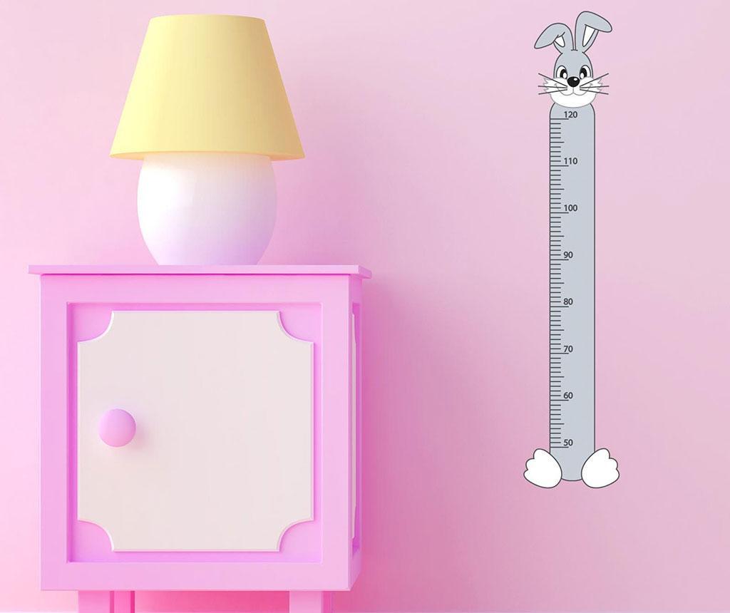 Rabbit Gyerek magasságmérő matrica