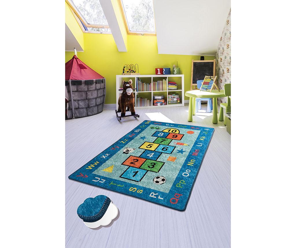 Hopscotch Játszószőnyeg 100x160 cm