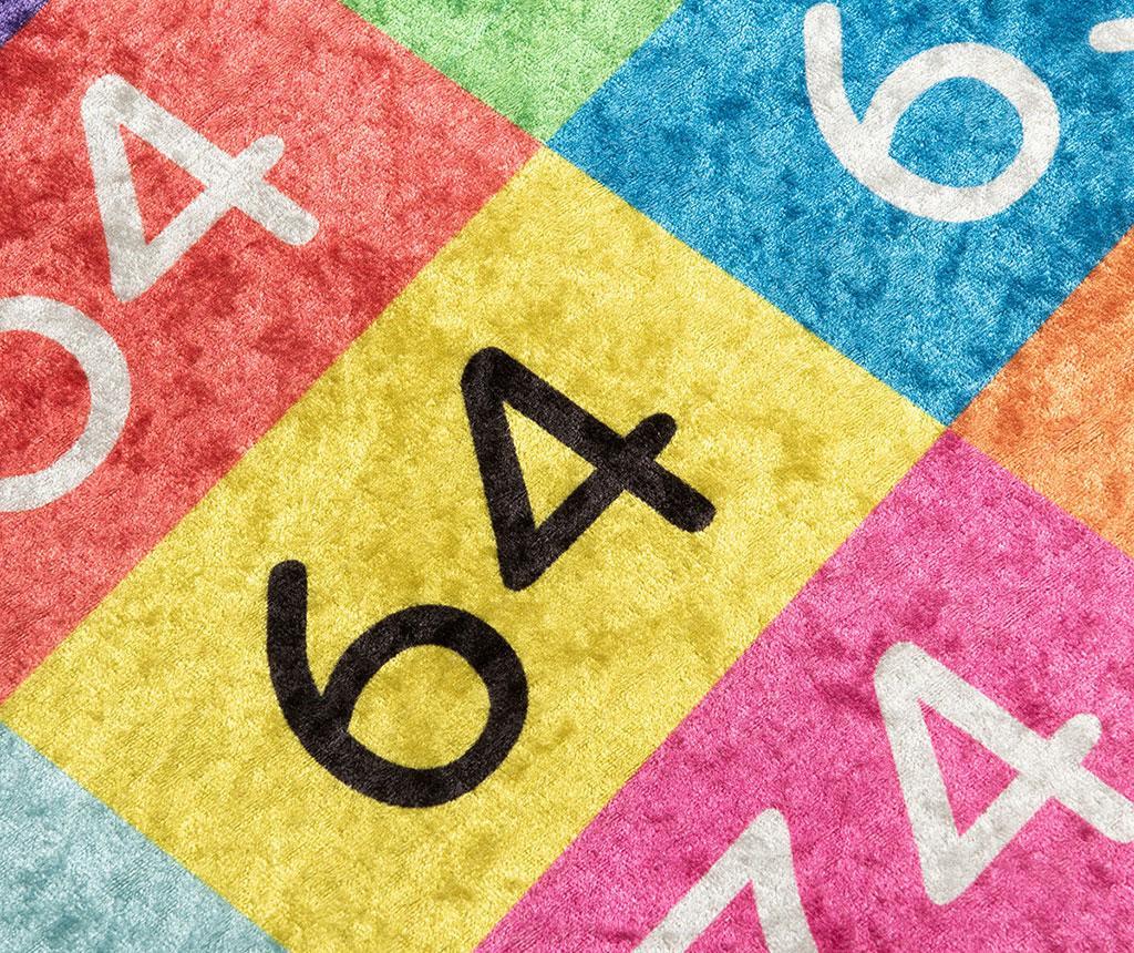 Covor de joaca Numbers 200x290 cm