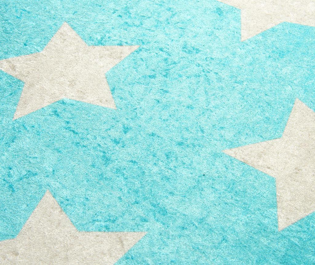 Covor Stars Blue 140x190 cm
