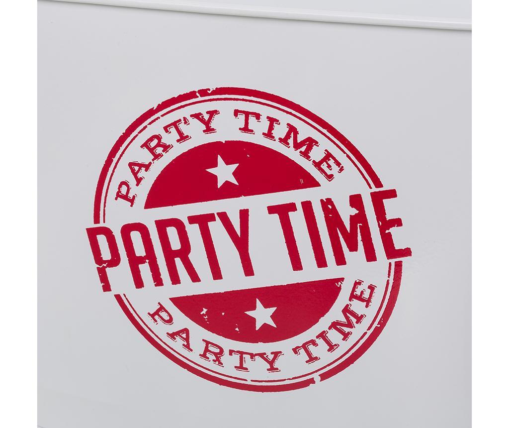 Set 2 frapiere Party Time 10 L